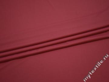 Бифлекс малинового цвета полиэстер АЛ713