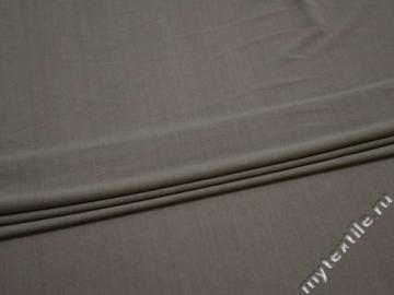 Трикотаж серый из вискозы АК659