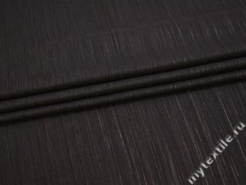 Трикотаж фиолетовый полиэстер АК66