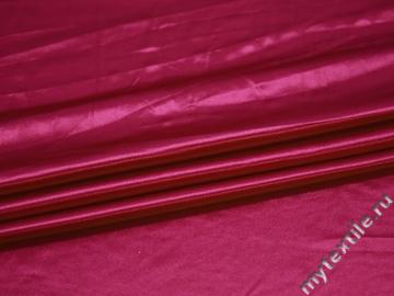 Трикотаж малиновый полиэстер АД235