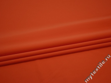Бифлекс оранжевого цвета полиэстер АА322