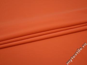 Бифлекс оранжевого цвета полиэстер АА32