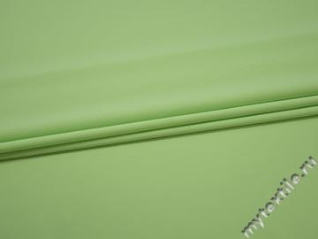 Бифлекс салатового цвета полиэстер АА223