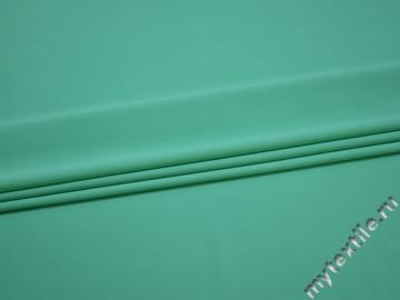 Бифлекс бирюзового цвета полиэстер АА149