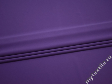 Бифлекс фиолетового цвета полиэстер АА125