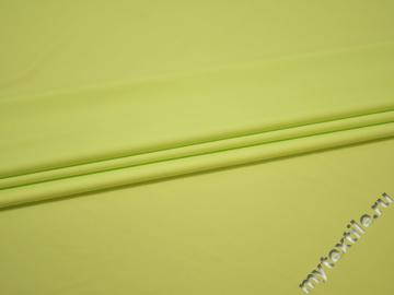Бифлекс салатового цвета полиэстер АА139