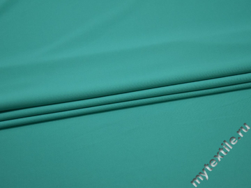 Бифлекс бирюзового цвета полиэстер АА16