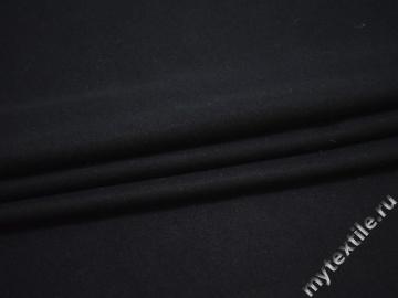 Пальтовая синяя ткань полиэстер ГЁ111