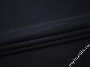 Пальтовая синяя ткань полиэстер ГЁ35