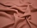 Пальтовая пудровая ткань шерсть полиэстер ГЁ45