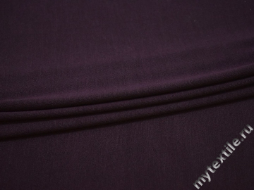 Трикотаж фиолетовый полиэстер АД557