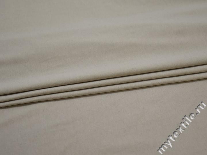 Трикотаж серый хлопок АД355