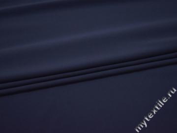 Бифлекс синего цвета полиэстер АД566