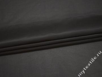 Шифон серый полиэстер ГБ617