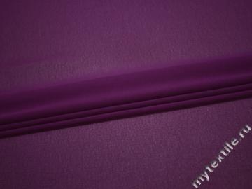 Шифон фиолетовый полиэстер ГБ652
