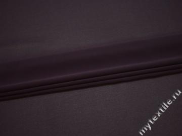 Шифон фиолетовый полиэстер ГБ651