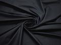 Плащевая синяя ткань хлопок полиэстер ДЕ3144