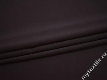 Костюмная фиолетовая ткань вискоза полиэстер эластан ВБ156