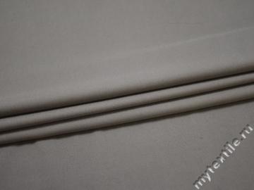 Костюмная серая ткань вискоза полиэстер эластан ЕВ157