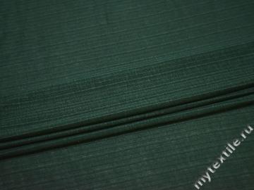 Трикотаж зеленый вискоза хлопок АГ639