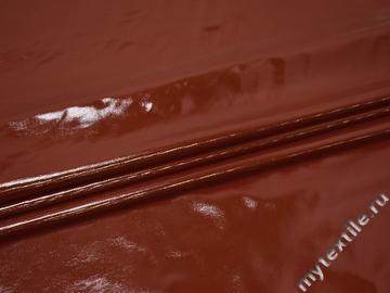Лаке коричневого цвета полиэстер ГГ163