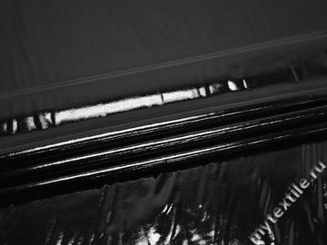 Лаке черного цвета полиэстер ГГ143