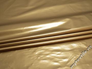 Лаке золотого цвета полиэстер ГГ170
