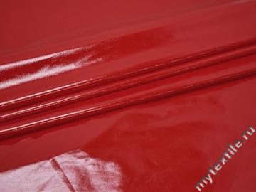 Лаке красного цвета полиэстер ГГ137