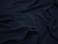 Костюмная синяя ткань полиэстер эластан БД667