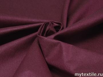 Матрасная ткань бордового цвета