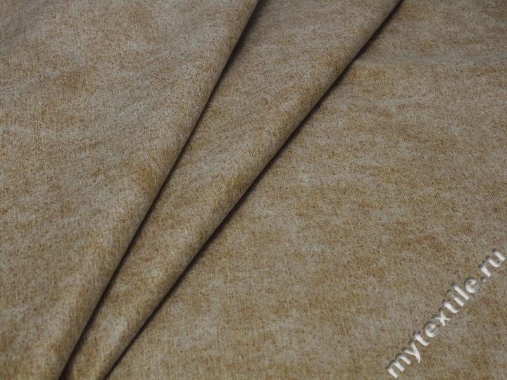 Матрасная ткань бежевого цвета