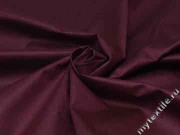 Матрасная ткань бордово-фиолетового цвета