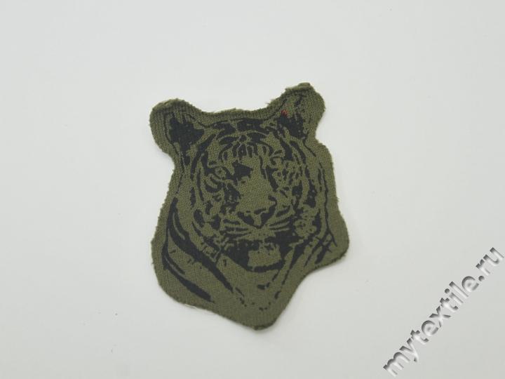 Термонаклейка Тигр