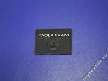 Нашивка Paola Frani