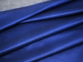 Матрасная ткань однотонная  василькового цвета