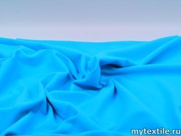 Термобифлекс однотонный ярко-голубой